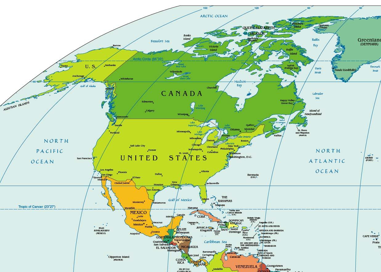 Страны и континенты - Северная Америка: http://strani.do.am/index/severnaja_amerika/0-167
